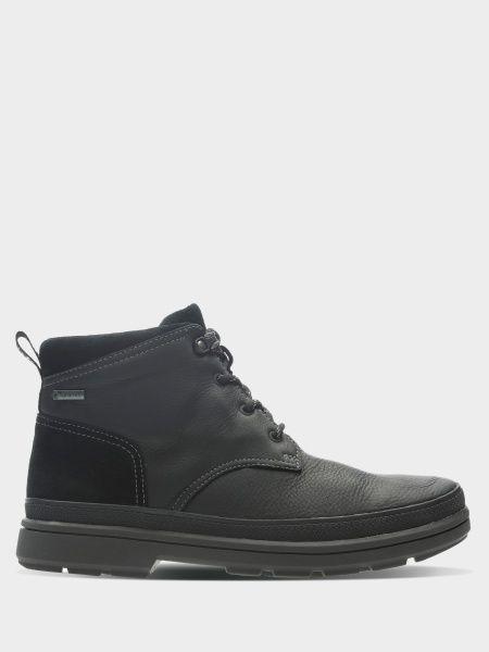 Ботинки мужские Clarks RushwayMid GTX OM3044