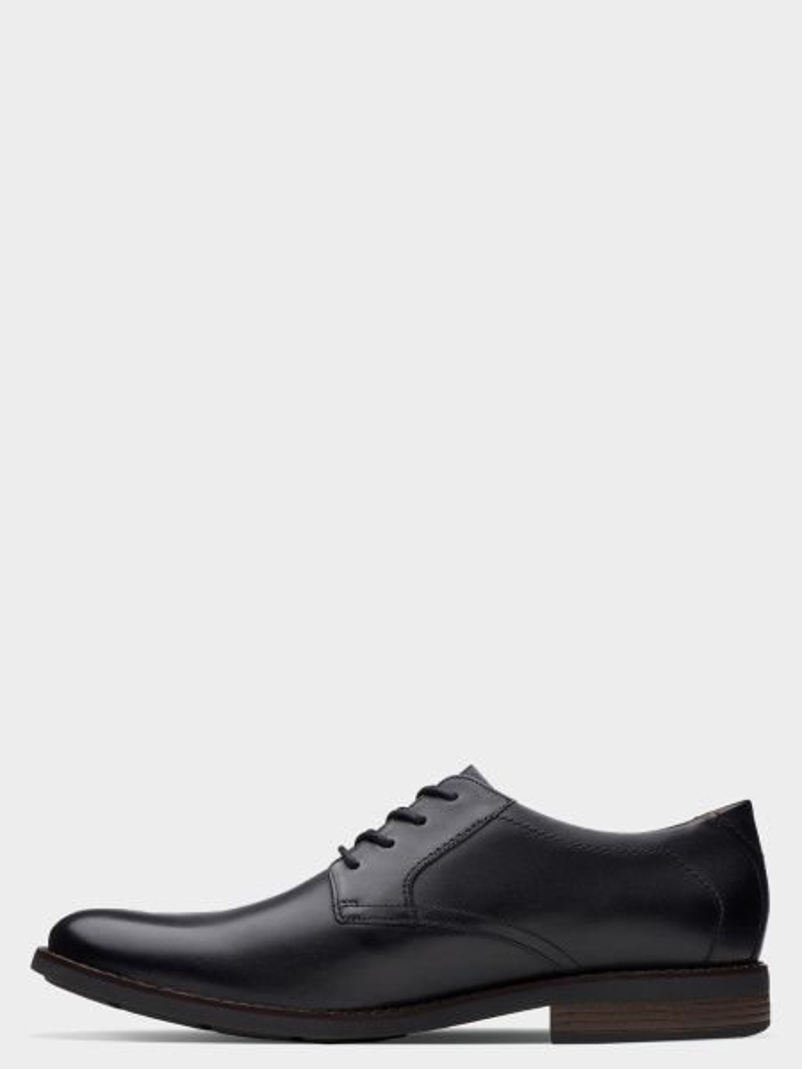 Туфли для мужчин Clarks Becken Lace 2614-5295 в Украине, 2017