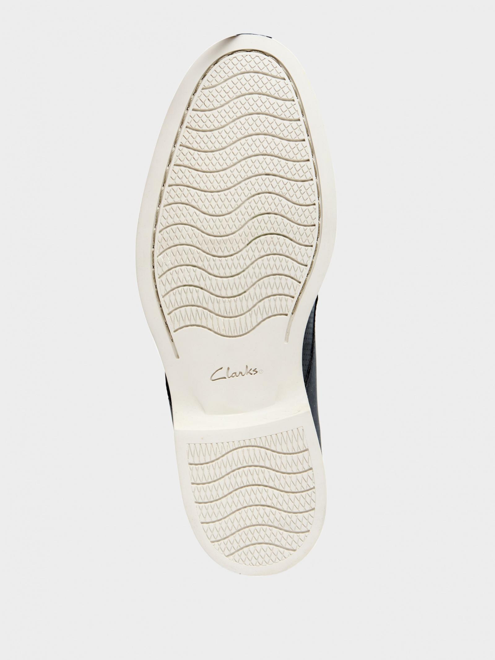 Напівчеревики  чоловічі Clarks 2614-9705 2614-9705 ціна взуття, 2017