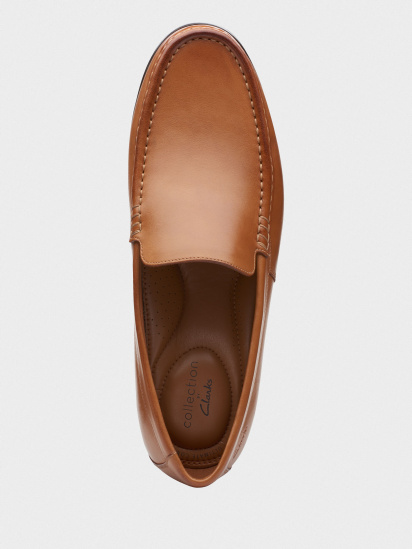 Мокасины мужские Clarks Claude Plain 2613-8650 продажа, 2017