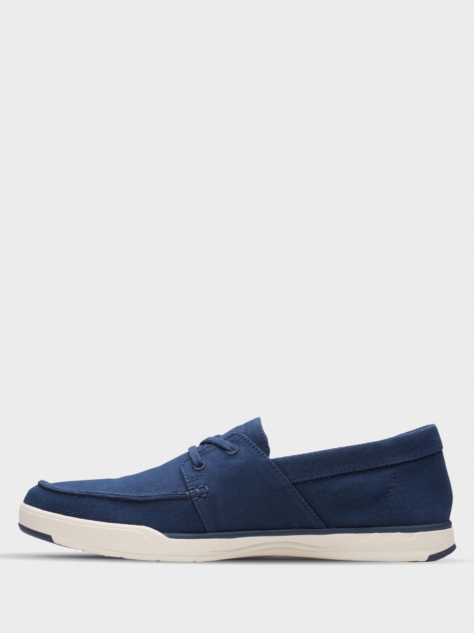 Мокасины для мужчин Clarks Step Isle Base 2614-8967 цена обуви, 2017