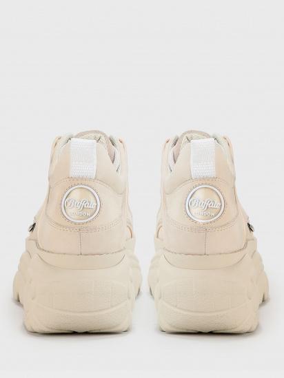 Кросівки fashion Buffalo CLD Corin модель 1533096-cream — фото 2 - INTERTOP