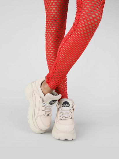 Кросівки fashion Buffalo CLD Corin модель 1533096-cream — фото 4 - INTERTOP