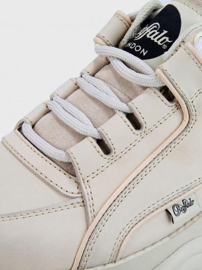Кросівки fashion Buffalo CLD Corin модель 1533096-cream — фото 5 - INTERTOP