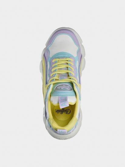 Кросівки для міста Buffalo модель 1630453-pastel multi — фото 5 - INTERTOP