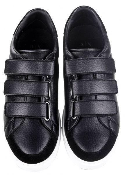 Кроссовки для мужчин Armani Exchange 3 VELCROS SNEAKER OV103 примерка, 2017