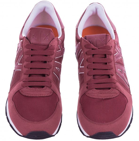 Кроссовки мужские Armani Exchange OV12 брендовая обувь, 2017