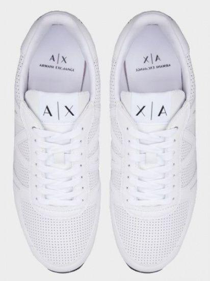 Кроссовки мужские Armani Exchange SNEAKER OV131 цена обуви, 2017