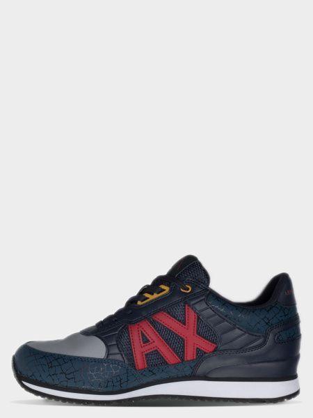 Кроссовки мужские Armani Exchange OV138 купить обувь, 2017