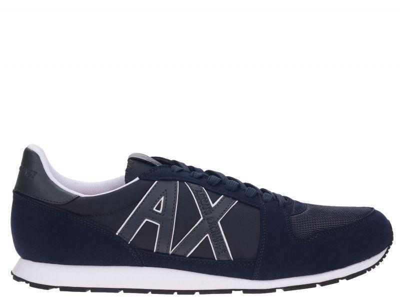 Кроссовки мужские Armani Exchange OV15 модная обувь, 2017