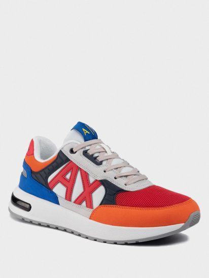 Кросівки для міста Armani Exchange модель XUX052-XV205-A500 — фото 3 - INTERTOP