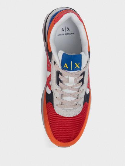 Кросівки для міста Armani Exchange модель XUX052-XV205-A500 — фото 5 - INTERTOP