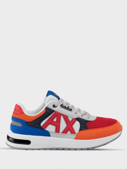 Кросівки для міста Armani Exchange модель XUX052-XV205-A500 — фото - INTERTOP