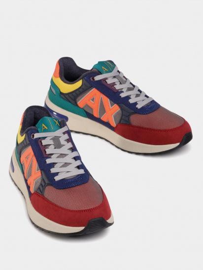 Кросівки для міста Armani Exchange модель XUX052-XV205-K492 — фото 4 - INTERTOP