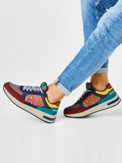 Кросівки для міста Armani Exchange модель XUX052-XV205-K492 — фото 6 - INTERTOP
