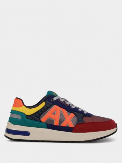 Кросівки для міста Armani Exchange модель XUX052-XV205-K492 — фото - INTERTOP