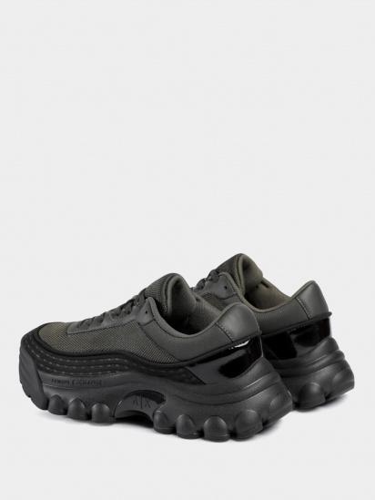 Кросівки для міста Armani Exchange модель XUX072-XV242-K001 — фото 2 - INTERTOP