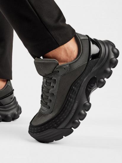 Кросівки для міста Armani Exchange модель XUX072-XV242-K001 — фото 3 - INTERTOP