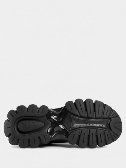 Кросівки для міста Armani Exchange модель XUX072-XV242-K001 — фото 4 - INTERTOP
