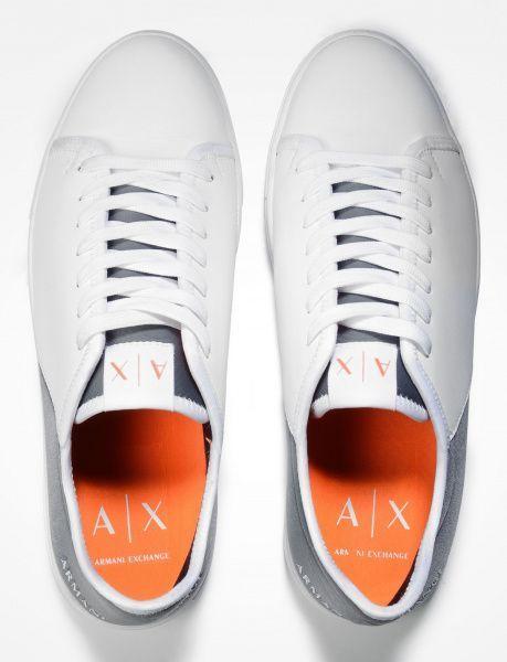 Кроссовки мужские Armani Exchange OV19 брендовая обувь, 2017