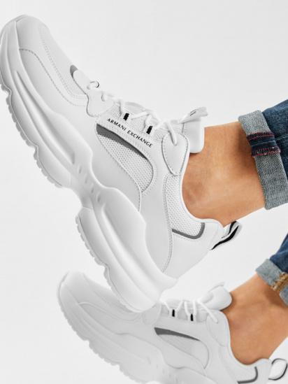 Кросівки для міста Armani Exchange модель XUX050-XV203-00767 — фото 7 - INTERTOP