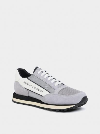 Кросівки для міста Armani Exchange модель XUX083-XV263-M593 — фото 2 - INTERTOP