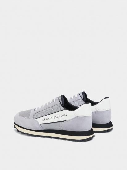 Кросівки для міста Armani Exchange модель XUX083-XV263-M593 — фото 4 - INTERTOP