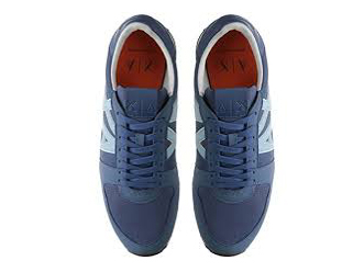 Кроссовки мужские Armani Exchange OV33 цена обуви, 2017