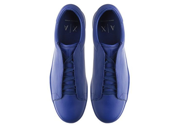 Кроссовки мужские Armani Exchange OV37 цена обуви, 2017