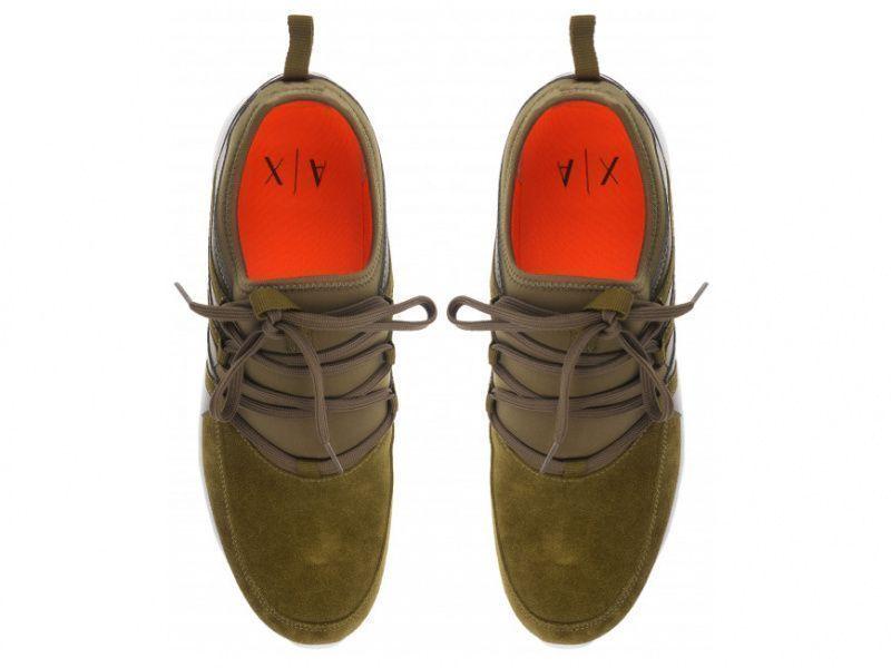 Кроссовки мужские Armani Exchange OV4 модная обувь, 2017