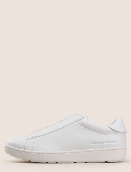 Кеды для мужчин Armani Exchange MAN SNEAKER OV63 , 2017