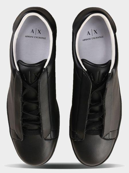 Кеды для мужчин Armani Exchange MAN SNEAKER OV64 брендовая обувь, 2017