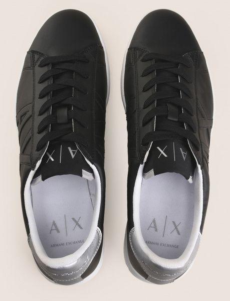 Кроссовки для мужчин Armani Exchange MAN SNEAKER OV79 примерка, 2017