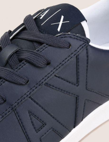 Кроссовки для мужчин Armani Exchange MAN SNEAKER OV80 цена обуви, 2017