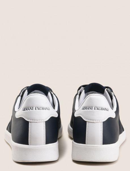 Кроссовки для мужчин Armani Exchange MAN SNEAKER OV80 примерка, 2017