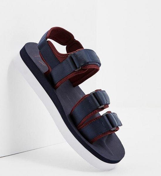 Сандалии мужские Armani Exchange MAN SANDAL OV83 размеры обуви, 2017