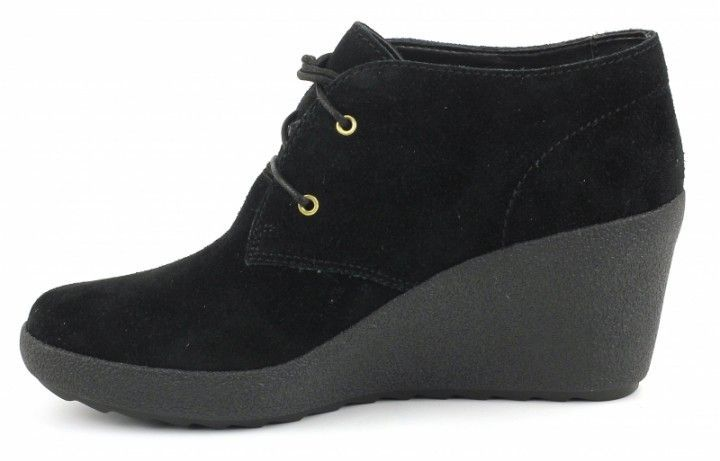 Ботинки для женщин Clarks OW2563 размерная сетка обуви, 2017