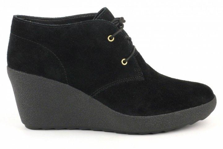 Ботинки для женщин Clarks OW2563 брендовые, 2017