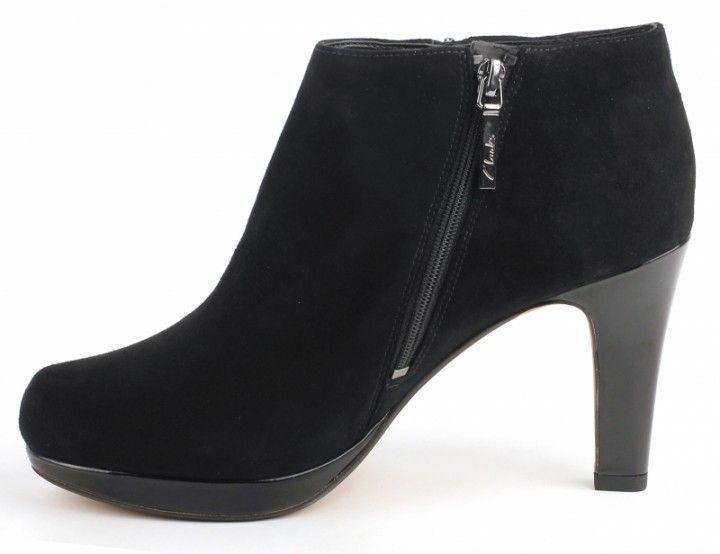Ботинки для женщин Clarks OW2827 размерная сетка обуви, 2017