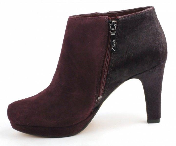 Ботинки для женщин Clarks OW2828 размерная сетка обуви, 2017
