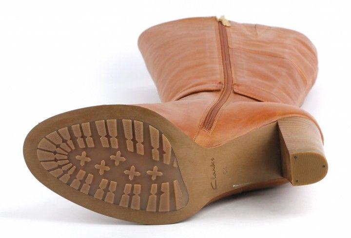 Сапоги для женщин Clarks OW2845 размерная сетка обуви, 2017