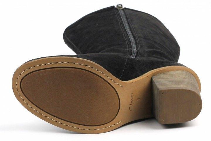 Сапоги для женщин Clarks OW2855 размерная сетка обуви, 2017