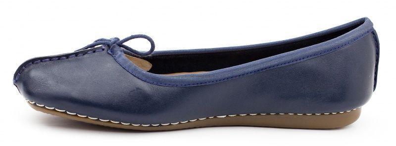 Туфли женские Clarks Freckle Ice OW3040 размерная сетка обуви, 2017