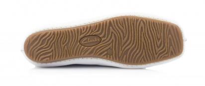 Туфлі та лофери Clarks модель 2035-4455 — фото 4 - INTERTOP