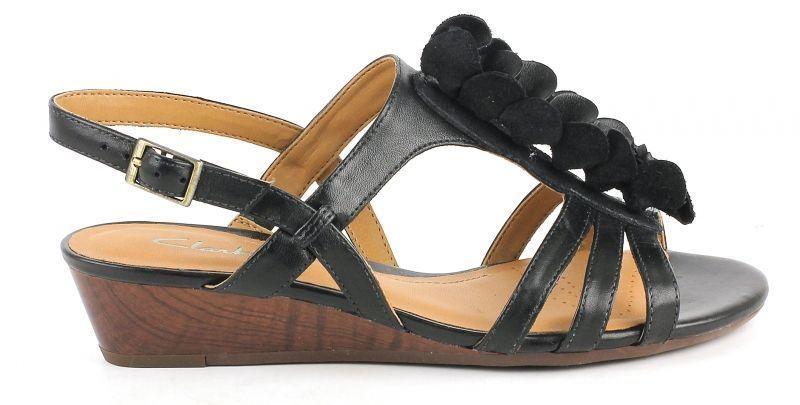 Купить Сандалии женские Clarks OW3123, Черный