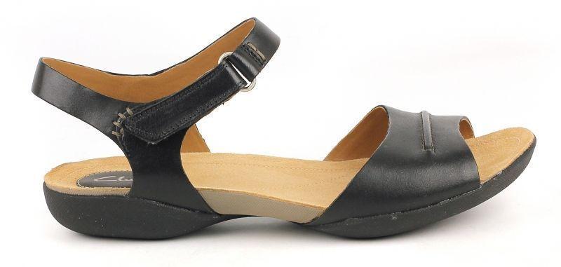 Купить Сандалии женские Clarks OW3163, Черный