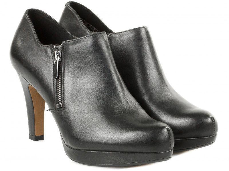 Купить Ботинки женские Clarks Amos Kendra OW3258, Черный