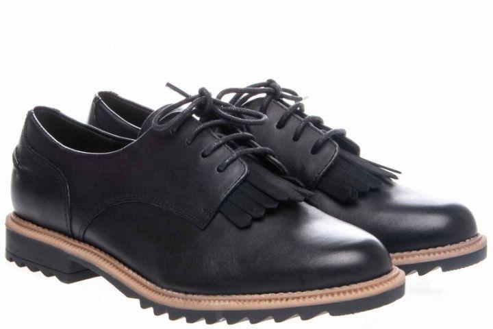 Полуботинки для женщин Clarks Griffin Mabel OW3287 цена обуви, 2017