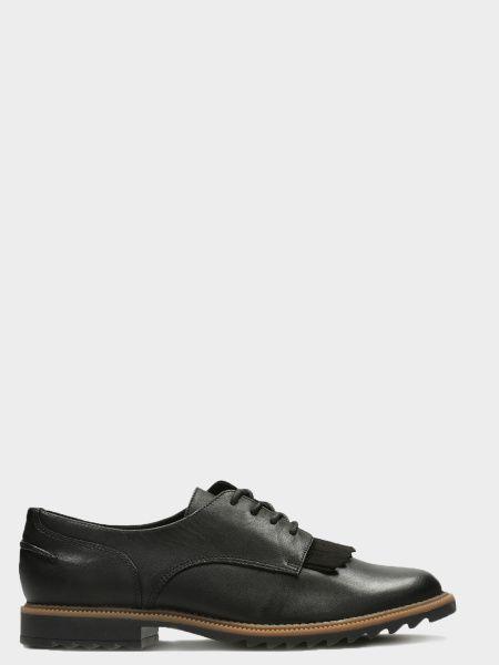 Clarks Полуботинки  модель OW3287 размерная сетка обуви, 2017