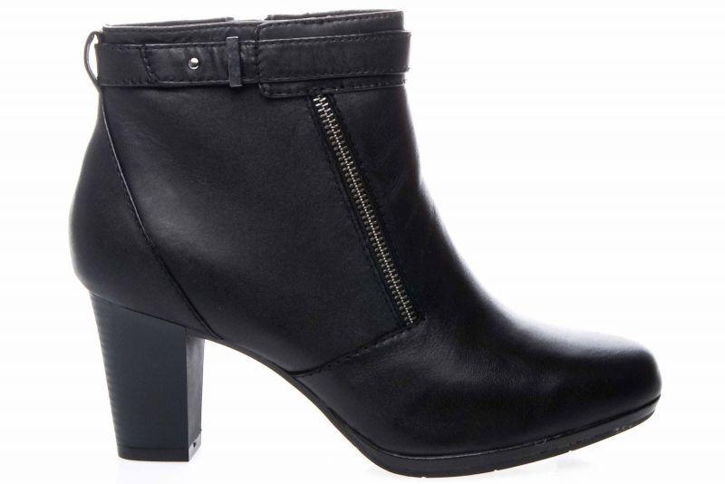 Купить Ботинки женские Clarks Kalea Gillian OW3295, Черный